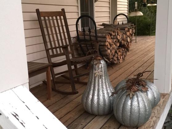 Silver Pumpkins